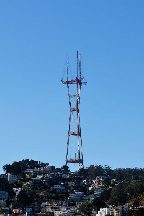 san francisco sutro tower