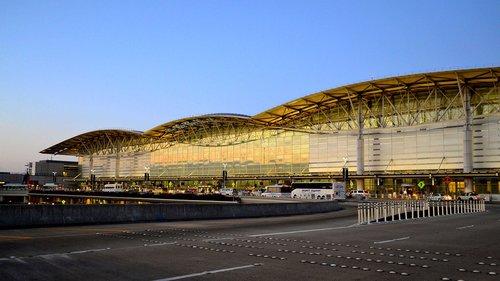 san francisco international  airport  terminal