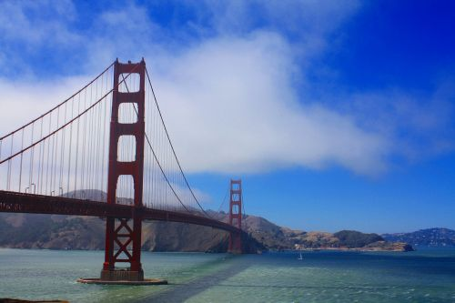 san fransisco golden gate bridge california