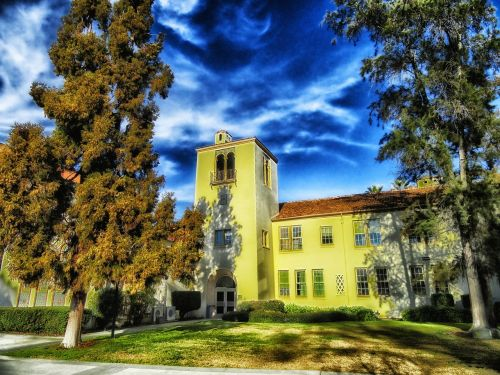 san jose state university california classroom building