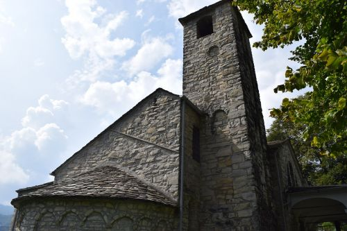 san pancrazio abbey campanile