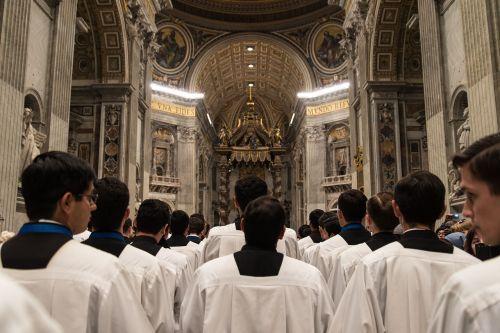 san pedro catholics rome