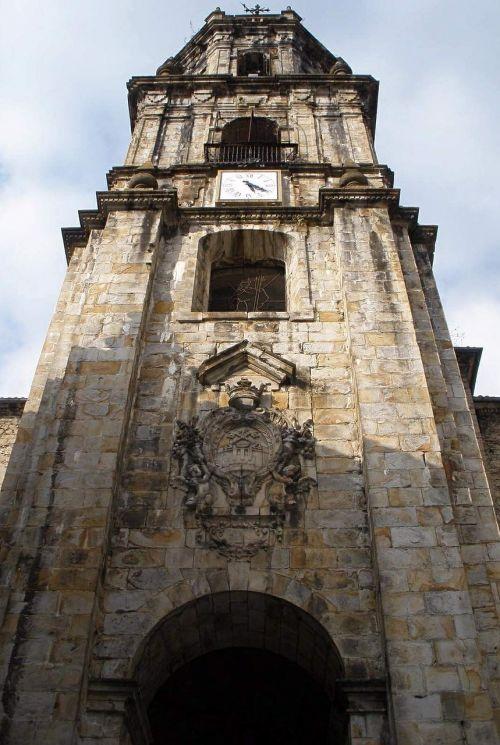 san pedro de ariznoa bergara church