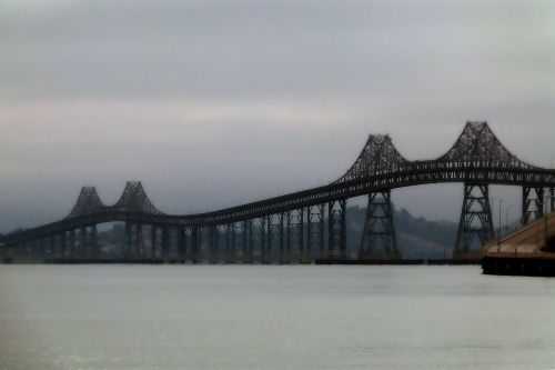 san rafael bridge san francisco california