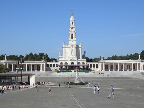 sanctuary portugal fatima