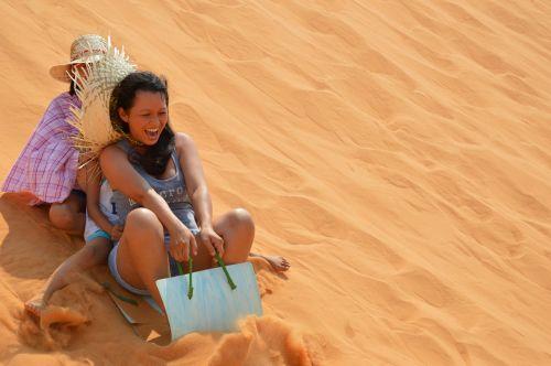 sand slide glide