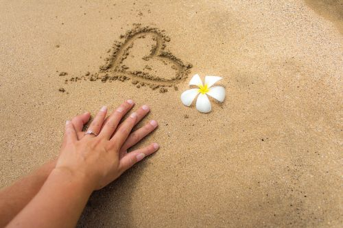 sand betrothed love