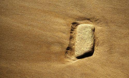 sand beach brick
