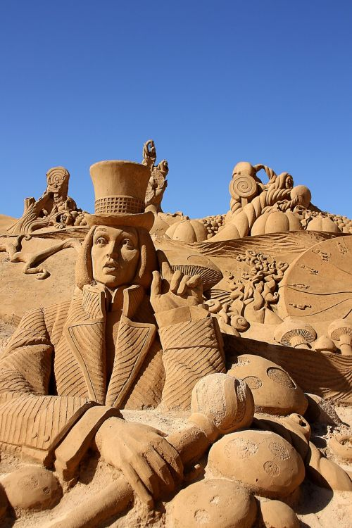 sand sand sculpture artwork