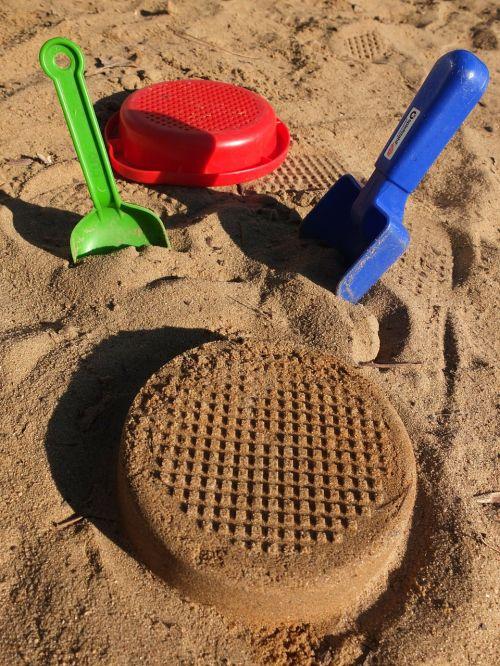 sand digging sieve