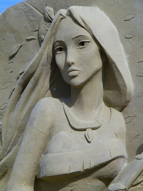 festival sand sculptures the touquet