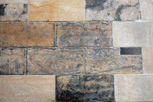 sand stone wall masonry