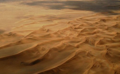 Sand Waves And Ripples