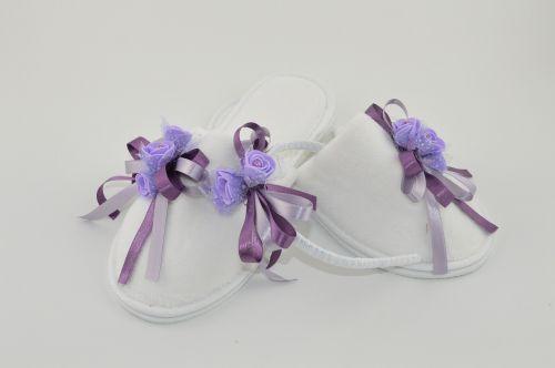 sandals pregnancy gift hair hoop