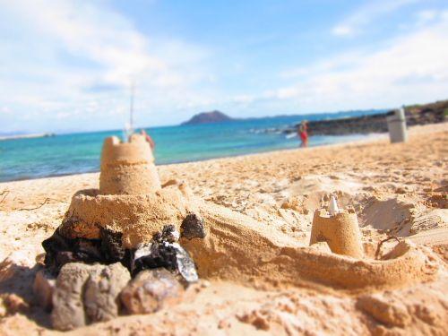 sandburg sand beach
