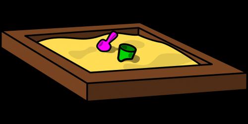 sandpit sandbox container