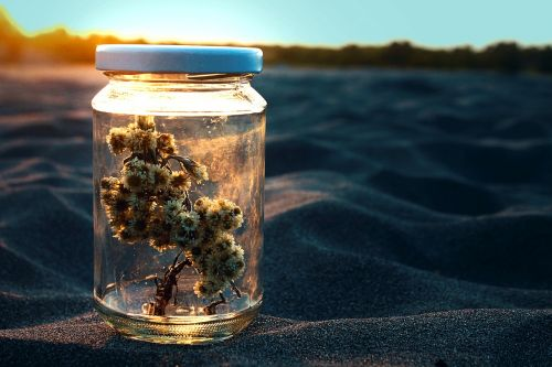 sands sunset glass