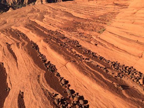 sandstone geology desert
