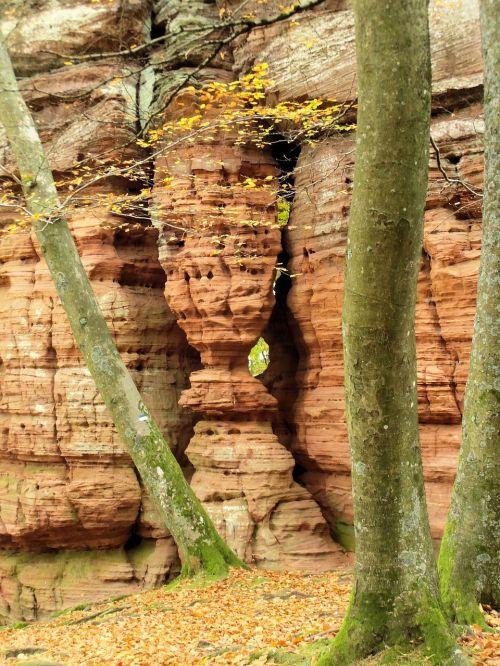 sandstone rocks sand stone erosion
