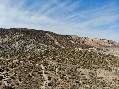 Sandstone Shelf In Colorado NM