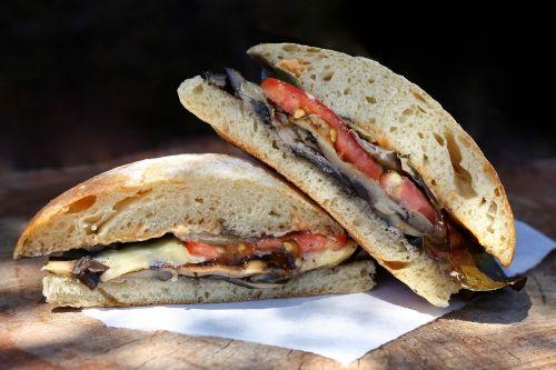 sandwich vegetarian healthy