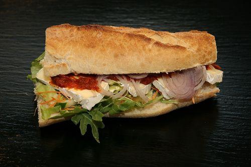 sandwich brie cheese