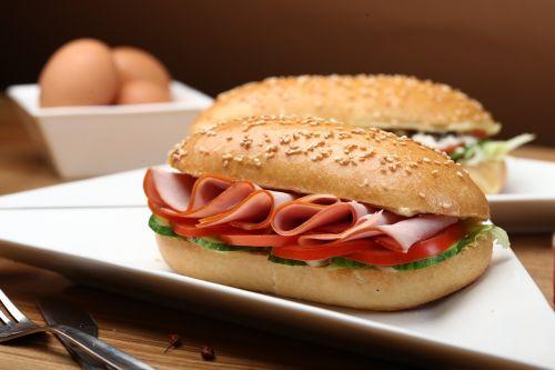 sandwich breakfast a sandwich