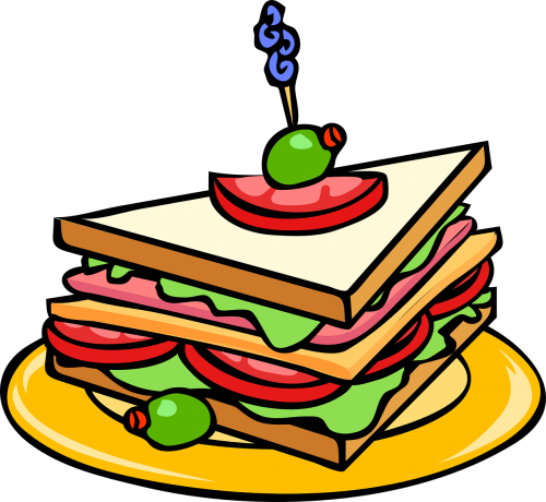 sandwich food cheese