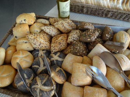 sandwiches buffet breakfast