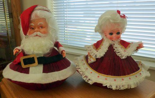 santa claus holidays