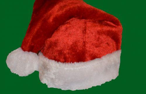 Santa Art Christmas Party Isolated