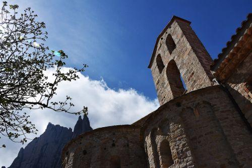 santa cecília montserrat catalonia