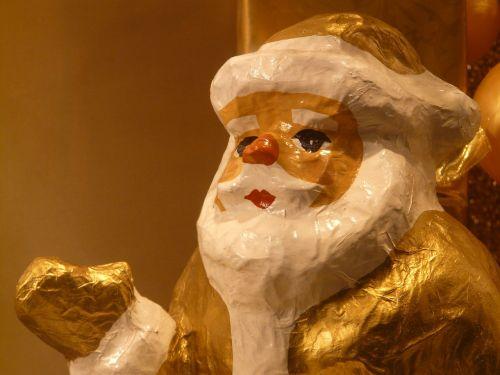 santa claus christmas man
