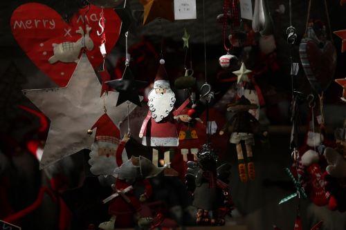 santa claus weihnachtsdekration christmas