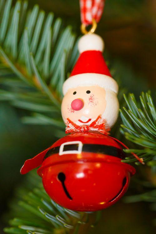 Santa Claus Hanging