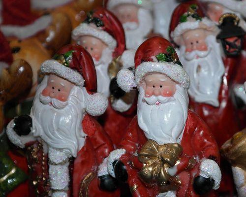 santa clauses nicholas advent