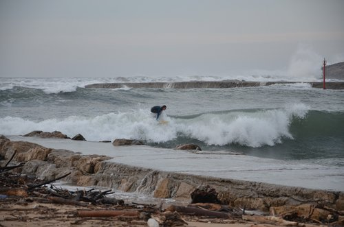 santander  surf  waves