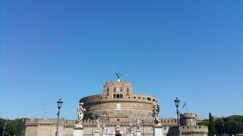 sant angelo rome castle