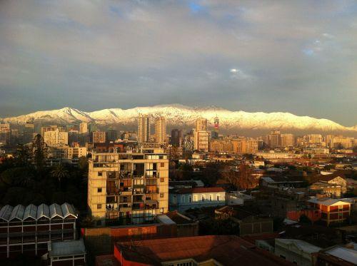 santiago city santiago de chile