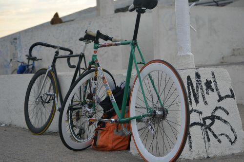 santiago fixed gear fixie