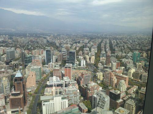 santiago de chile capital city