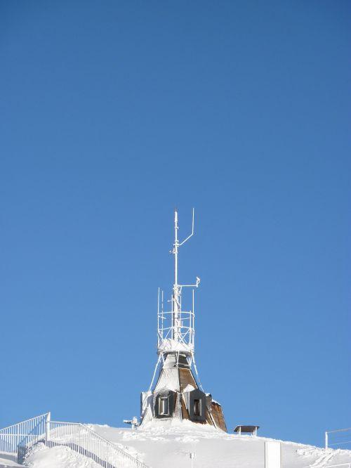 säntis switzerland cell towers