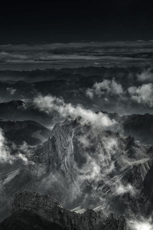 säntis switzerland swiss alps