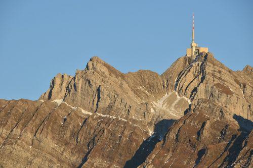 säntis mountains switzerland säntis