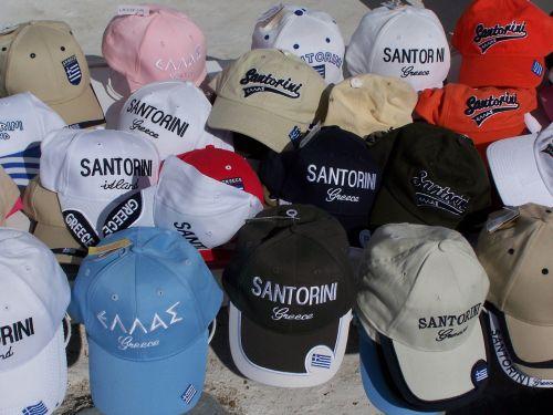 santorini cappy summer