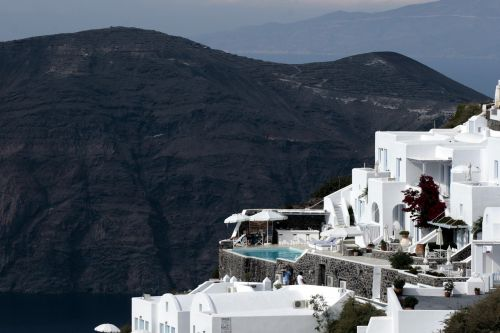 santorini greek island cyclades