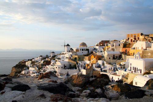 santorini greek island cyclades