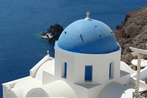 santorini,Graikija,vaizdas,graikų kalba,kelionė,sala,jūra,Europa,turizmas,vasara,atostogos,Viduržemio jūros,oia,aegean,mėlynas,architektūra,kraštovaizdis,namas,šventė