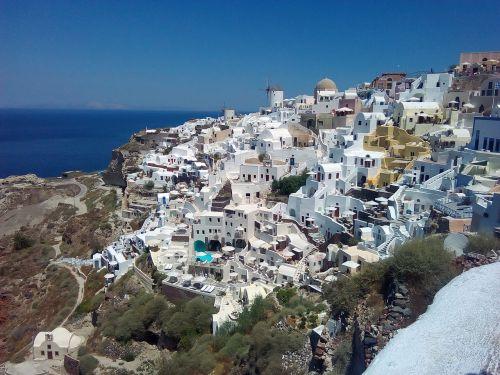 santorini greece island