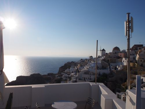 santorini this how to oia